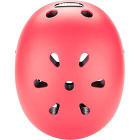 Nutcase Street Helmet Barn coral satin